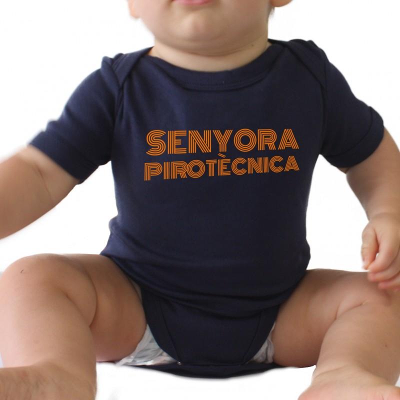 SENYORA PIROTÉCNICA