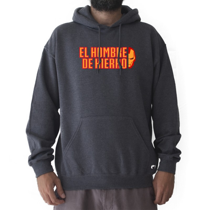 EL HOMBRE E HIERRO
