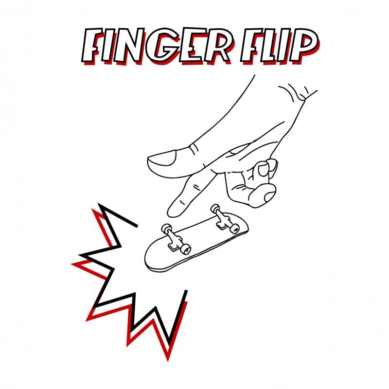 FINGER FLIP